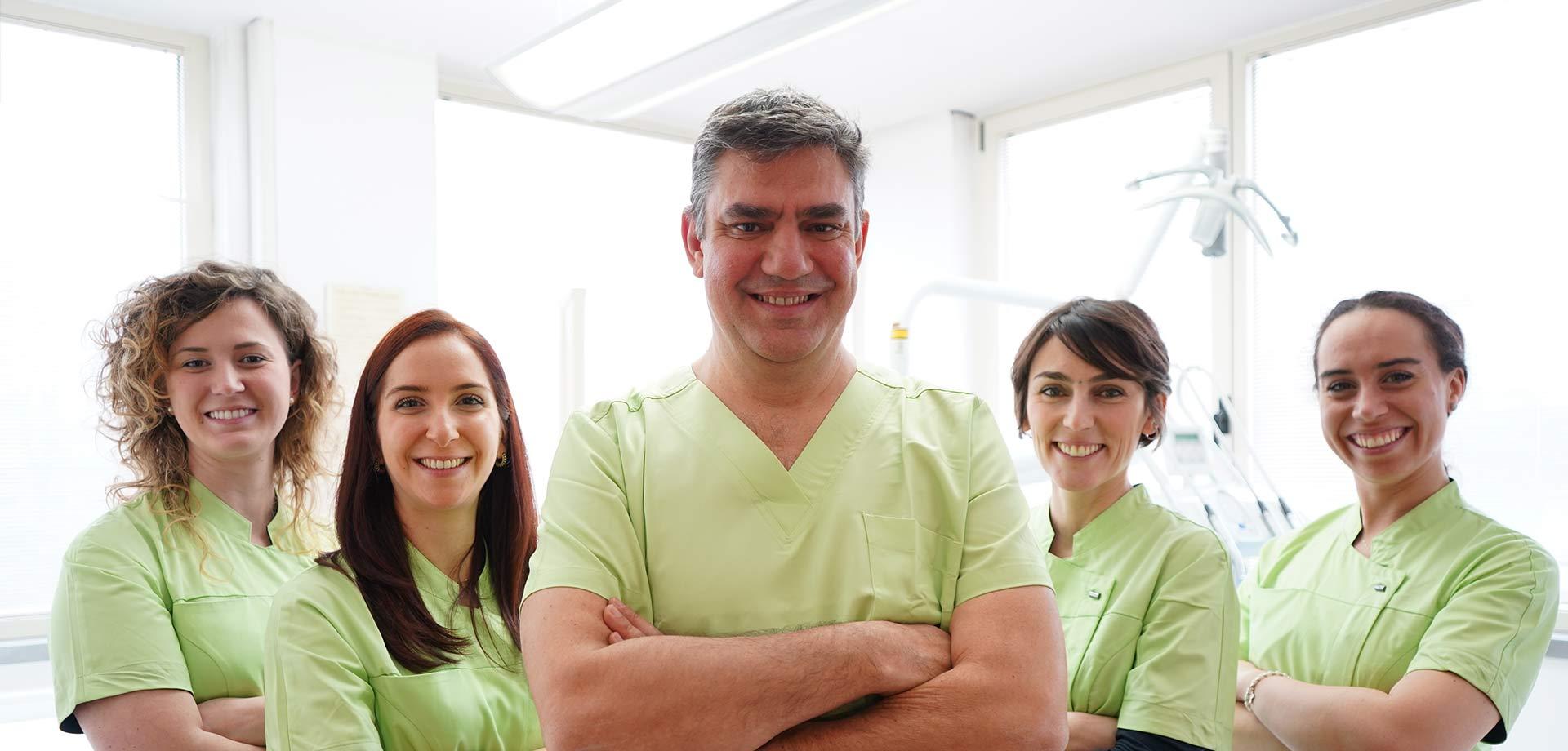 Dentista a San Giovanni Lupatoto ! Studio Tomezzoli